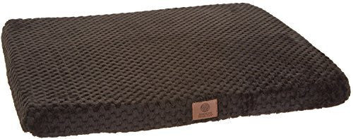 us topo - AKC Wave Fur Memory Foam Pet Mat - Wide World Maps & MORE! - Pet Products - American Kennel Club - Wide World Maps & MORE!