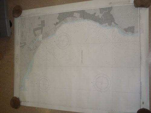 New - NOS Official Navigational Chart of Puerto Vallarta (21BHA21338) (21BHA21338)