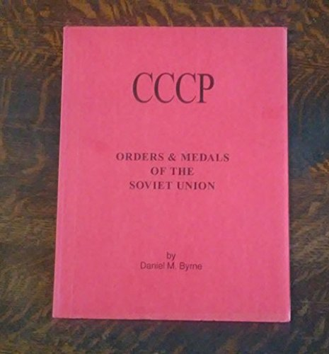 CCCP Orders & Medals of the Soviet Union - Wide World Maps & MORE! - Book - Wide World Maps & MORE! - Wide World Maps & MORE!