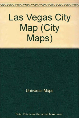 us topo - Las Vegas, NV (City & County Street Folding Maps) - Wide World Maps & MORE! - Book - Wide World Maps & MORE! - Wide World Maps & MORE!