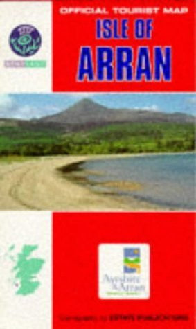 Isle of Arran (Official Tourist Map)