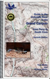 Guide to the Colorado River in the Grand Canyon: Lees Ferry to South Cove