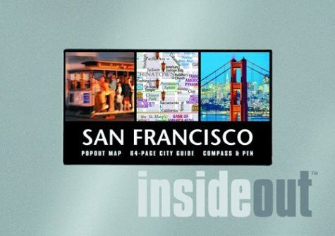 us topo - San Francisco Insideout (Insideout City Guide: San Francisco) - Wide World Maps & MORE! - Book - Wide World Maps & MORE! - Wide World Maps & MORE!