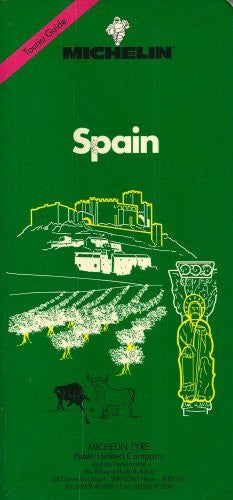 Michelin Green Guide: Spain, 1993/523