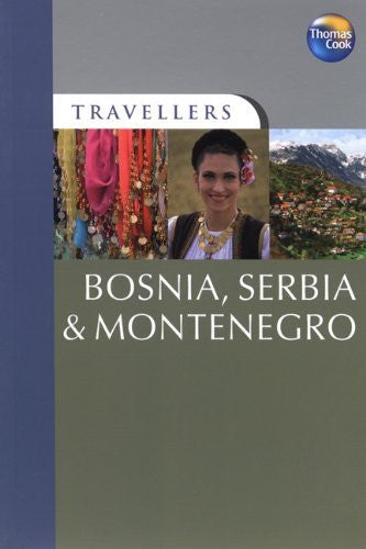 us topo - Travellers Bosnia, Serbia & Montenegro, 2nd (Travellers - Thomas Cook) - Wide World Maps & MORE! - Book - Wide World Maps & MORE! - Wide World Maps & MORE!
