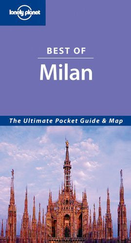 us topo - Best of Milan (Lonely Planet Milan Encounter) - Wide World Maps & MORE! - Book - Brand: Lonely Planet Publications - Wide World Maps & MORE!