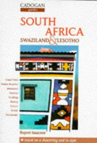us topo - South Africa: Swaziland and Lesotho (Cadogan Guides) - Wide World Maps & MORE! - Book - Brand: Cadogan Books - Wide World Maps & MORE!