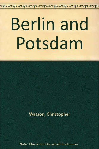 us topo - Berlin and Potsdam - Wide World Maps & MORE! - Book - Wide World Maps & MORE! - Wide World Maps & MORE!
