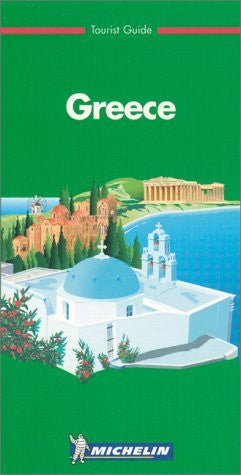 Michelin THE GREEN GUIDE Greece, 3e (THE GREEN GUIDE) - Wide World Maps & MORE! - Book - Brand: Michelin Travel Pubns - Wide World Maps & MORE!