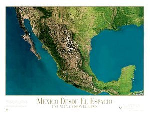 Mexico From Space: A New View of the Country