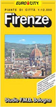 us topo - Firenze, pianta della citta, centro storico (Euro-City) (Italian Edition) - Wide World Maps & MORE! - Book - Wide World Maps & MORE! - Wide World Maps & MORE!