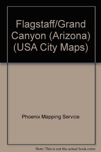 us topo - Flagstaff/Grand Canyon (Arizona) (USA City Maps) - Wide World Maps & MORE! - Book - Wide World Maps & MORE! - Wide World Maps & MORE!