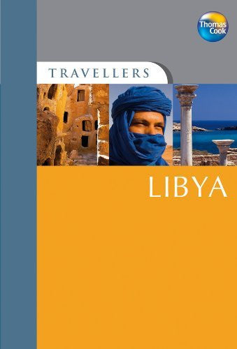 us topo - Travellers Libya (Travellers - Thomas Cook) - Wide World Maps & MORE! - Book - Brand: Thomas Cook Publishing - Wide World Maps & MORE!