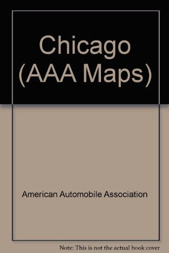 us topo - Chicago (AAA Maps) - Wide World Maps & MORE! - Book - Wide World Maps & MORE! - Wide World Maps & MORE!