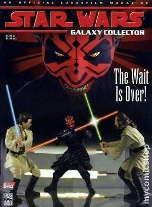 Star Wars Galaxy Collector Magazine