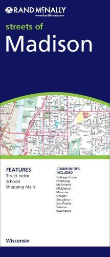 us topo - Madison - Wide World Maps & MORE! - Book - Rand McNally - Wide World Maps & MORE!