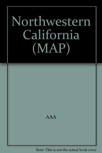 Northwestern California (MAP) - Wide World Maps & MORE! - Book - Wide World Maps & MORE! - Wide World Maps & MORE!
