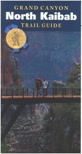 Map: Grand Canyon Trail Guide North Kaibab