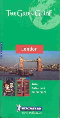 us topo - Michelin the Green Guide London (Michelin Green Guides) - Wide World Maps & MORE! - Book - Wide World Maps & MORE! - Wide World Maps & MORE!