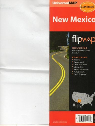 New Mexico (State Flip Map)