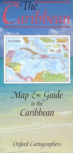 us topo - Caribbean Map & Guide - Wide World Maps & MORE! - Book - Wide World Maps & MORE! - Wide World Maps & MORE!