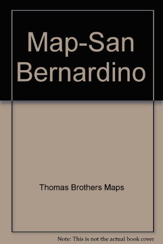 Map-San Bernardino