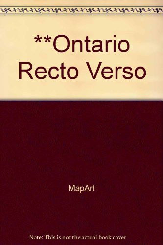 us topo - Ontario: Detailed Road Map, Detailed Area Maps, Barrie, Greater Troronto Area, Kitchener/Waterloo ... Windsor / [Prepared For] (French Edition) - Wide World Maps & MORE! - Book - Wide World Maps & MORE! - Wide World Maps & MORE!