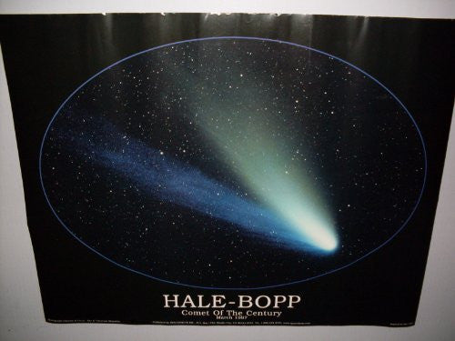 Hale-Bopp: Comet Of The Century