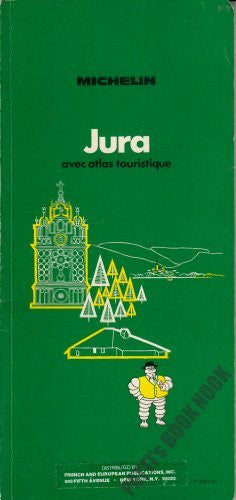 Jura Avec Atlas Touristique - Wide World Maps & MORE! - Book - Wide World Maps & MORE! - Wide World Maps & MORE!
