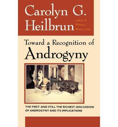 Toward a recognition of androgyny (Harper Colophon books)