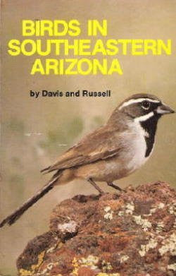 Birds in southeastern Arizona - Wide World Maps & MORE! - Book - Wide World Maps & MORE! - Wide World Maps & MORE!