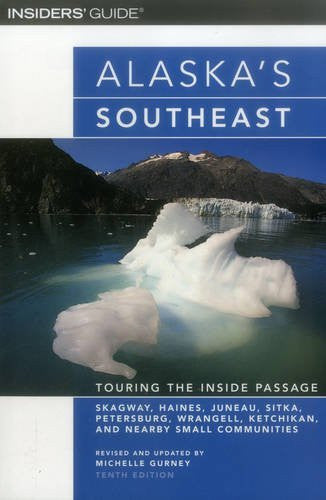 us topo - Alaska's Southeast, 10th: Touring the Inside Passage (Alaska's Southeast: Touring the Inside Passage) - Wide World Maps & MORE! - Book - Brand: Globe Pequot - Wide World Maps & MORE!
