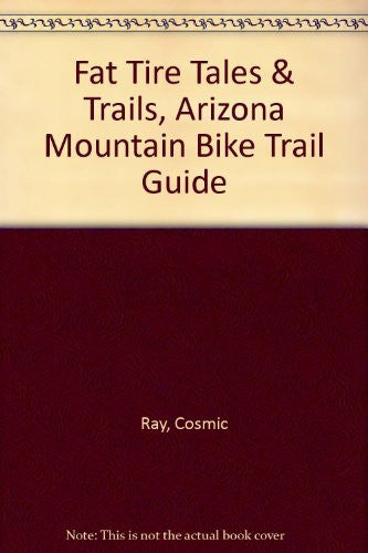 us topo - Fat Tire Tales & Trails, Arizona Mountain Bike Trail Guide - Wide World Maps & MORE! - Book - Wide World Maps & MORE! - Wide World Maps & MORE!