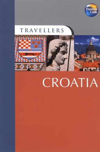 us topo - Travellers Croatia, 3rd (Travellers - Thomas Cook) - Wide World Maps & MORE! - Book - Wide World Maps & MORE! - Wide World Maps & MORE!
