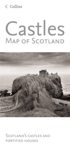 us topo - Castles Map of Scotland (Pictorial Map S.) - Wide World Maps & MORE! - Book - Collins - Wide World Maps & MORE!