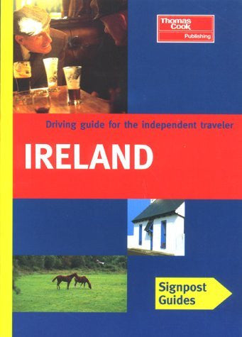Signpost Guide Ireland - Wide World Maps & MORE! - Book - Wide World Maps & MORE! - Wide World Maps & MORE!