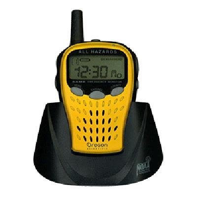 Emergency Weather Radio Yellow Emergency Weather Radio Yellow