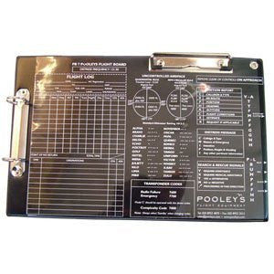 Pooleys FB-7 Right Handed Flight Board (NFB070RH)