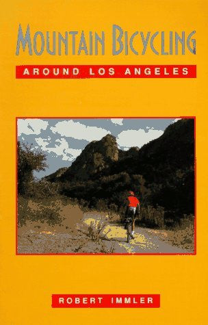 us topo - Mountain Bicycling Around Los Angeles - Wide World Maps & MORE! - Book - Brand: Wilderness Pr - Wide World Maps & MORE!
