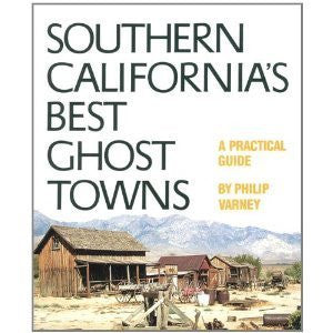 us topo - Southern California's Best Ghost Towns: A Practical Guide - Wide World Maps & MORE! - Book - Brand: Univ of Oklahoma Pr - Wide World Maps & MORE!