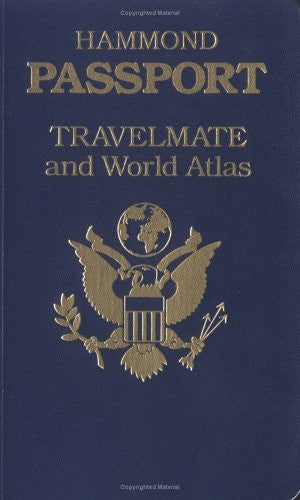 World Atlas (Hammond Passport Travelmate Atlases)