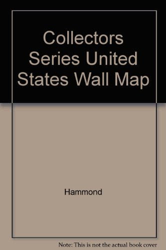 Collectors Series United States Wall Map