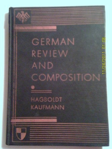 German Review and Composition