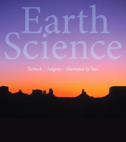 Earth Science Plus Mastering Geology with eText -- Access Card Package (14th Edition)