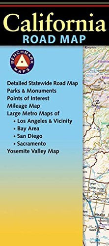 us topo - California Road Map - Wide World Maps & MORE! - Book - Wide World Maps & MORE! - Wide World Maps & MORE!