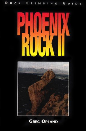us topo - Phoenix Rock II: Rock Climbing Guide to Central Arizona Granite - Wide World Maps & MORE! - Book - Globe Pequot Press - Wide World Maps & MORE!