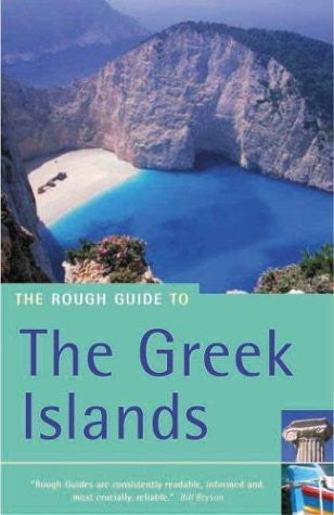 us topo - The Rough Guide to The Greek Islands - Wide World Maps & MORE! - Book - Brand: Rough Guides - Wide World Maps & MORE!