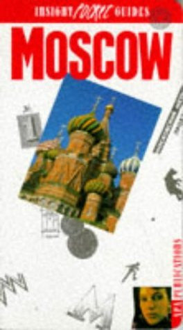 us topo - Moscow Insight Pocket Guide - Wide World Maps & MORE! - Book - Wide World Maps & MORE! - Wide World Maps & MORE!