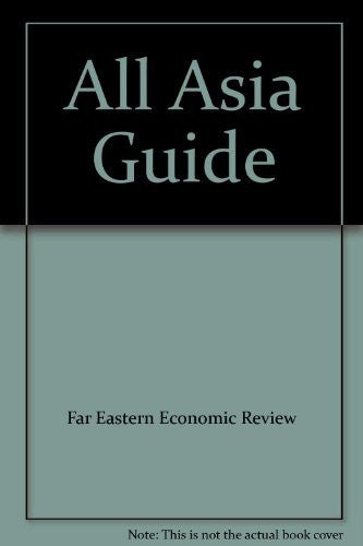 us topo - All Asia Guide - Wide World Maps & MORE! - Book - Brand: Far Eastern Economic Review - Wide World Maps & MORE!