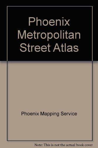 us topo - Phoenix Metropolitan Street Atlas - Wide World Maps & MORE! - Book - Wide World Maps & MORE! - Wide World Maps & MORE!